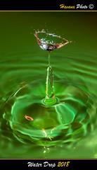Water Drop (Havaux Photo) Tags: agua aigua water waterdrop drop gotas gotes colores formas abstracto figuras brillos plutotrigger pluto trigger havaux photo robert canon