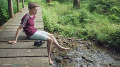 Pause ... {Explored on 06.06.2018} (Sam' place) Tags: 2018 boy outdoor profotob1 profoto b1 i500 interestingness explored