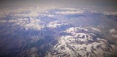 Heading West (michael.veltman) Tags: out west from the air rocky mountains
