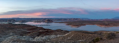 _D804210-Pano.jpg (David Hamments) Tags: glencanyonnationalpark page arizona panorama sunset lakepowell day2 fantasticnature