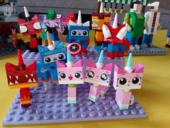 BrickFest 2018 (andresignatius) Tags: lego brickfestchile unikitty unicosplay