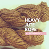 HEAVY JUTE ROPE (JuteMill) Tags: jute rope burlap twine string amazon deals etsy seller shopping decor gift tags ideas