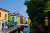 Burano (Gilles Daligand) Tags: italie venetie burano ile pêcheurs maisons couleurs canal