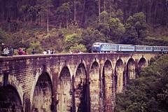 Nine Arch Bridge - Demodara (harsharukman99) Tags: ella familytrip haputale nuwaraeliya2018april15thto18th bridge srilanka railway train demodara srilankaness brick