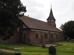 St Mary's Church, Whitegate, Cheshire (Brownie Bear) Tags: cheshire ches england great britain united kingdom gb uk white gate vale royal whitegate