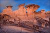 Valley of dreams (jeanny mueller) Tags: usa southwest newmexico bistibadlands ahshislepah stone rock hoodoos landscape sunset