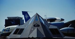 Berlin SXF ILA 1996  F-117A