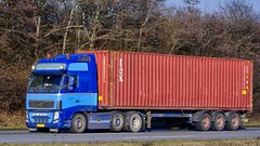 BJ85730 (18.02.14, Motorvej 501, Viby J)DSC_1625_Balancer (Lav Ulv) Tags: volvo volvofh fh3 fh500 e5 euro5 6x2 container tex 2012 afmeldt2018 retiredin2018 nielssteffensen truck truckphoto truckspotter traffic trafik verkehr cabover street road strasse vej commercialvehicles erhvervskøretøjer danmark denmark dänemark danishhauliers danskefirmaer danskevognmænd vehicle køretøj aarhus lkw lastbil lastvogn camion vehicule coe danemark danimarca lorry autocarra motorway autobahn motorvej vibyj highway hiway autostrada trækker hauler zugmaschine tractorunit tractor artic articulated semi sattelzug auflieger trailer sattelschlepper