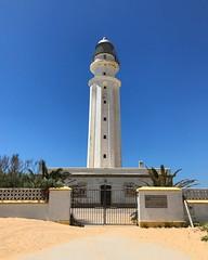 Cape Trafalgar Lighthouse (Marc Sayce) Tags: lighthouse coast canos caños meca zahora barbate cape trafalgar cabo costa luz andalucía andalusia spain may 2018