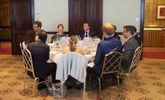 07-06-2018 Exclusive Luncheon with Secretary of State Pieter De Crem - DSC08938