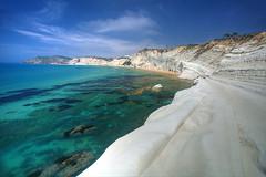 Blinding White Cliffs (hapulcu) Tags: italia agrigento italie italien italy mediterranean sicile sicilia sicily sizilien primavera printemps spring
