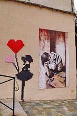 364 - Bastia, rue Napoléon, rue Fontaine neuve (paspog) Tags: bastia corse france mai may 2018 ruenapoléon ruefontaineneuve streetart