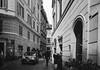 Vicolo Savelli, Rome (Postcards from San Francisco) Tags: ma 21mmsem berggerpancro400 film analog ber49 italia roma