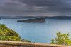 Lion Island and Ettalong on the Central Coast in the distance (Merrillie) Tags: nature water sydney newsouthwales sea nsw ocean palmbeach kuringgaichasenationalpark views pittwater outdoors westheadlookout brokenbay daybreak westhead sunrise nationalpark clouds earlymorning barrenjoey barrenjoeyheadland waterscape coastal landscape australia coast dawn seascape morning centralcoast lookout sky