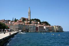 Rovinj (Wolfgang Bazer) Tags: rovinj rovigno st euphemia istrien istria kroatien croatia bell tower glockenturm