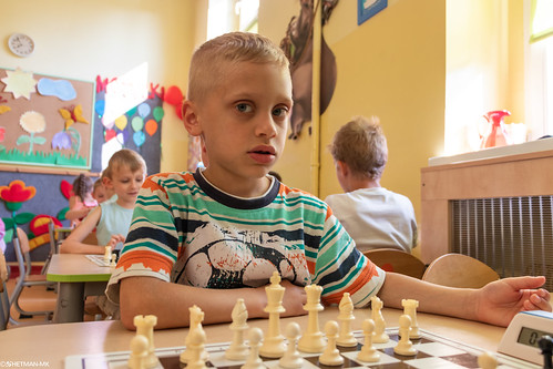 X Szachowe Mistrzostwa Przedszkola Miejskiego Nr 6-1
