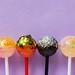 Six Assorted-color Lollipops - Credit to http://homedust.com/