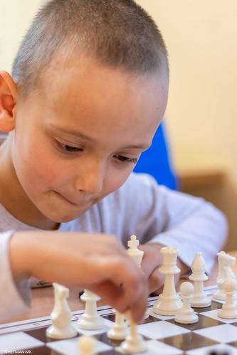 VIII Szachowe Mistrzostwa Społecznego Przedszkola Akademia Przedszkolaka-37