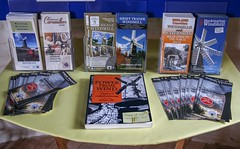 Holgate Windmill exhibition, 'How Many Sails?' - information leaflets