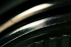 Headlight (HBroom) Tags: macromondays transportation mgb car headlight