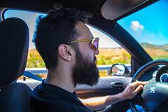 El conductor (evanunr18) Tags: peugeot coche car low