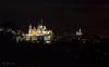 Catedral de la Almudena at night (Miguel Garcia.) Tags: canon 100d nocturna noche night catedral almudena madrid