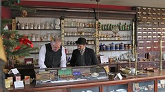 Beamish (grab a shot) Tags: beamish england uk beamishmuseum countydurham 1925 victorian edwardian livinghistory oldfashioned vintage openairmuseum town christmas 2017 canoneos7d indoor shop chemist men