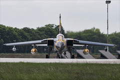 Panavia Tornado ECR - 1 (NickJ 1972) Tags: nato tiger meet poznan 2018 ntm panavia tornado ecr 4657 hardtobehumble aviation
