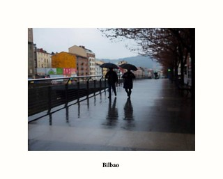 Rainy Bilbao
