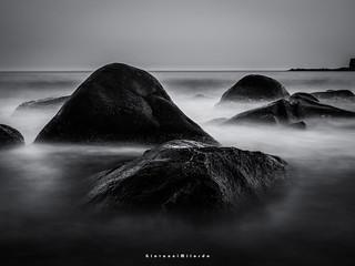 Rocks in BnW