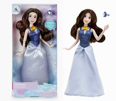Vanessa Classic Doll 2018 (They Call Me Obsessed) Tags: vanessa disney doll dolls barbie ariel littlemermaid shop store