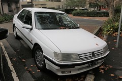 1994 Peugeot 605 SV 3.0 (jeremyg3030) Tags: 1994 peugeot 605 sv 30 cars french