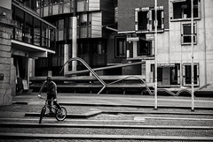 Riding the abstract (damar47) Tags: holland netherlands paesibassi olanda travel travelphotography trip roadtrip pentax pentaxian k30 pentaxiani pentaxart reflex utrecht street streetphotography streetstyle blackandwhite blackwhite bnw biancoenero monotone monoart monochrome bike bicycle bicicletta rider riding bici abstract urban urbanscene biker lightroom adobelightroom lr5 ricohpentax