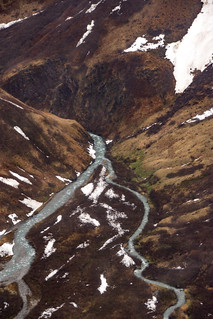 Helicopter Ride Near Juneau