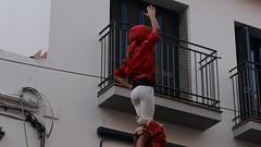 Castellers, Spain (M McBey) Tags: castell castellers spain catalonia humantower festivals bravery