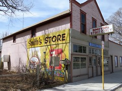 Smith's Store (Patricia Henschen) Tags: blanca colorado sanluisvalley store general pepsi sign signage painted vintage 7up smiths market
