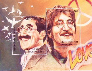 Fake Fantasy Fraud 1994 - Lennon / Marx