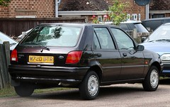 M720 BTR (2) (Nivek.Old.Gold) Tags: 1995 ford fiesta 13 finesse 5door lx seatons
