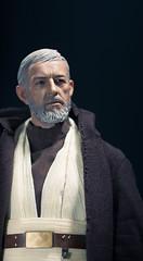 Obi-Wan Ben Kenobi | Figure | Hot Toys (leadin2) Tags: obiwan ben kenobi starwars star wars a new hope jedi canon 2018 toy toys hottoys hot 16 scale figure