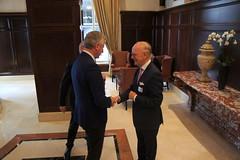 07-06-2018 Exclusive Luncheon with Secretary of State Pieter De Crem - DSC08921