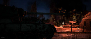 War Thunder / Its Dark