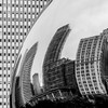Angie McMonigal Photography-7321-Edit (Angie McMonigal) Tags: abstractarchitecturephotography anishkapoor chicago chicagoarchitecture chicagoarchitecturephotography cloudgate millenniumpark thebean