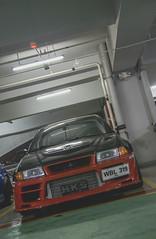 "Mitsubishi Lancer GSR ""Evolution V"" (CN9A) (Justin Young Photography) Tags: cars manila philippines mitsubishi lancerevolution evov cn9a"