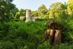 Eyam Youth Hostel (DRWeaver) Tags: garden castle summer landscape youthhostel nature derbyshire buildings peakdistrict outdoors eyam yha england unitedkingdom gb