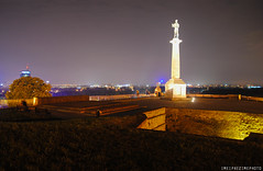 sumrak na Kalisu (imeiprezimephoto) Tags: beograd danube belgrade visitserbia serbia srbija casstle pobednik winner midnight