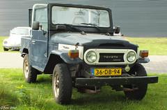 Toyota Landcruiser (peterolthof) Tags: peterolthof 09062018 leek carscoffee hofman 36db94