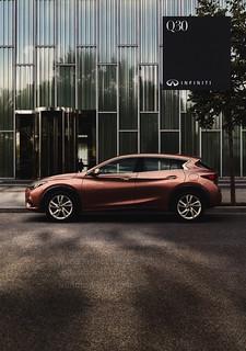 Infiniti Q30;  2016_1, car brochure