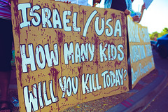 How Many Kids Will You Kill Today? (Johnny Silvercloud) Tags: freethechildren antitrump arizona civil civilrights immigrantpolicy justice latinamerican mexican people protest rally rights socialjustice sociopolitical solidarity trumpera tucson unitedstates children civic latin protestmarch protesters signs streetphotography