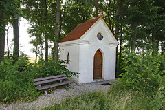 My daily walk . Field chapel -in explore- (Uhlenhorst) Tags: 2018 germany deutschland bavaria bayern buildings gebäude coth coth5