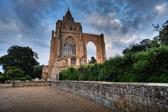 Crowland Abbey , Lincs (scarbrog) Tags: hdr crowlandabbey linconshire lincs